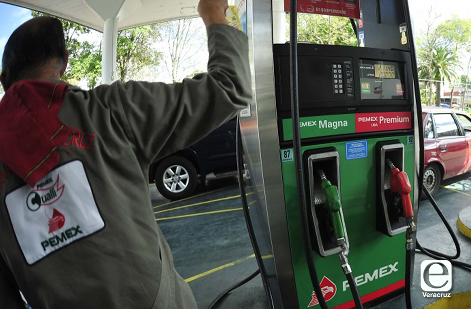 Gasolinera del Álamo se resiste a revisión de Profeco