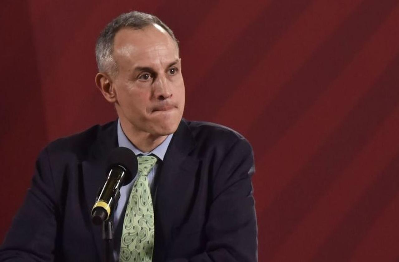 Gatell culpa a estados por riesgos de contagio