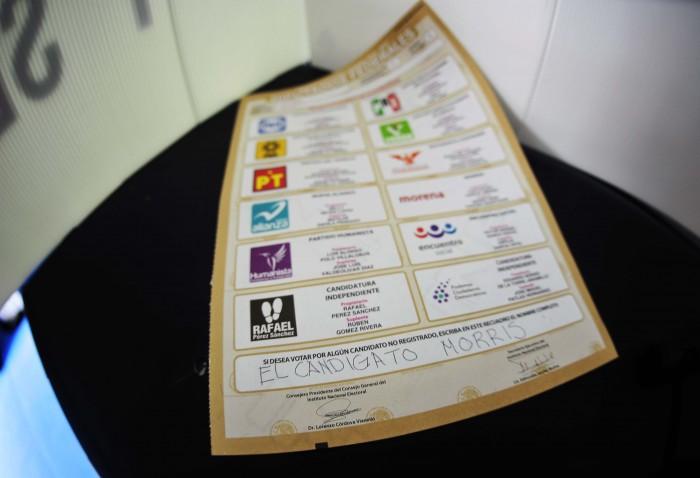 Se prevé abstencionismo de 40% en elección del 4 de junio: OPLE
