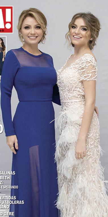 La Gaviota y Sofía Castro otra vez en Hola