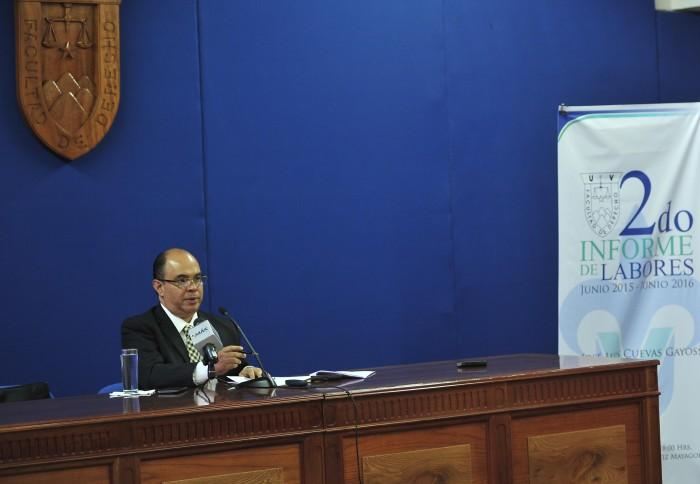 Diputados no han puesto fecha a mesa de diálogo con académicos de la UV