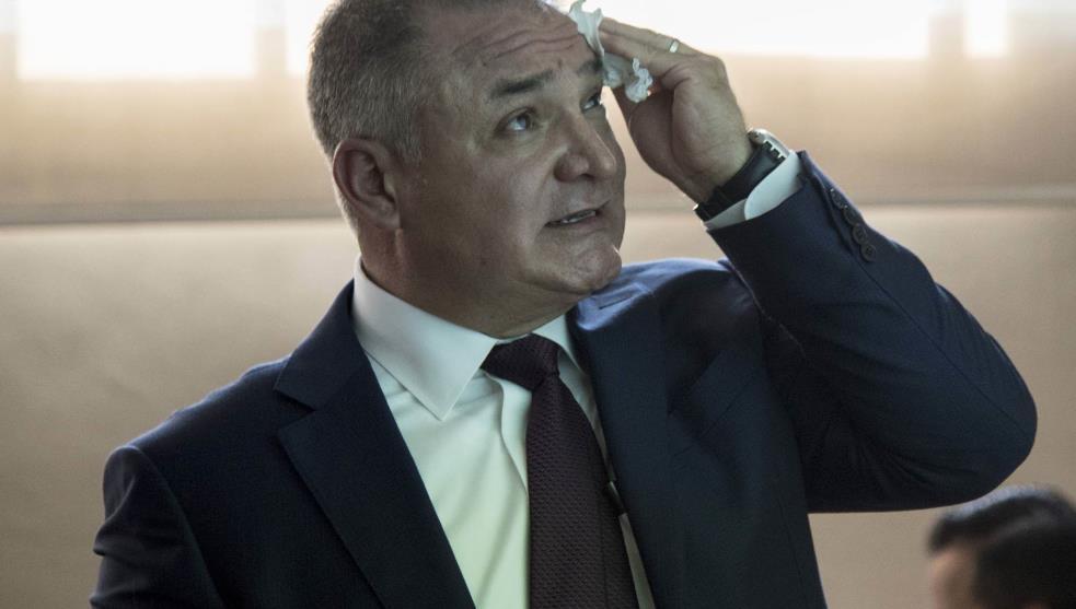 Capturan a Genaro García Luna en EU; lo acusan de corrupción
