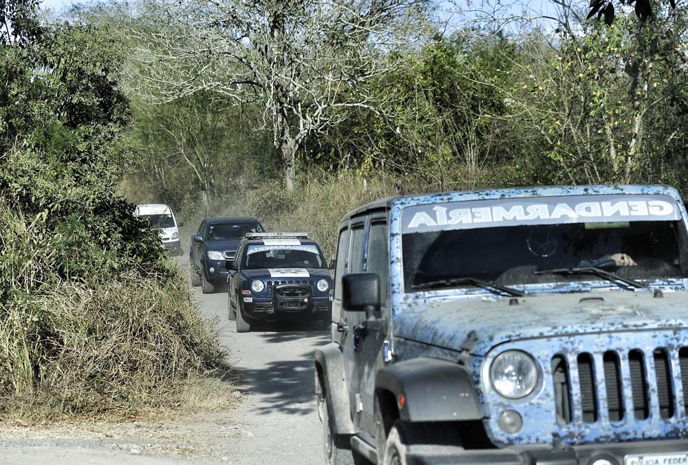 Gendarmería no llega a Coatzacoalcos por tema económico: Joserra