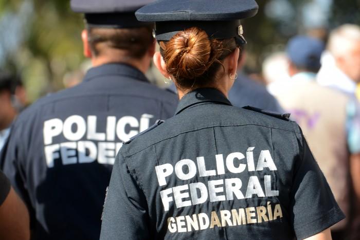Llega la Gendarmería Nacional a Coatzacoalcos