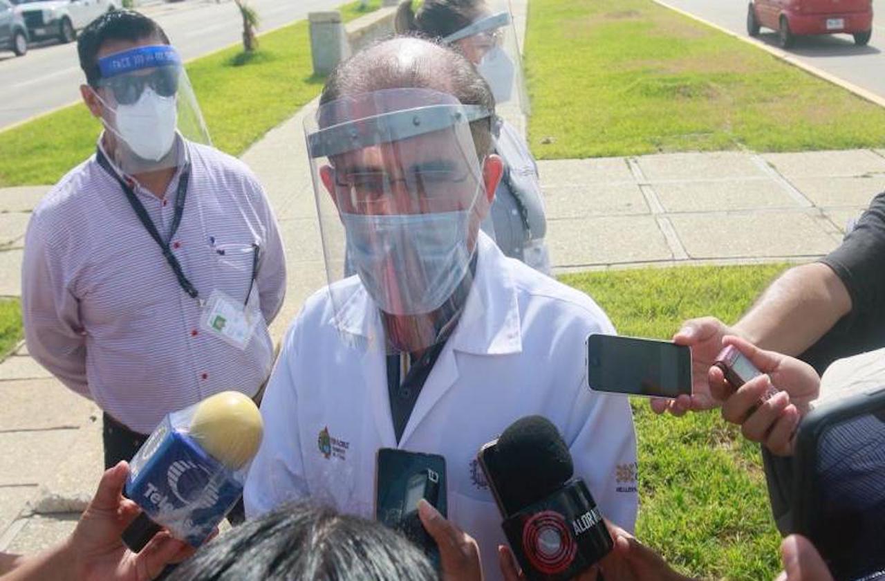 Gerardo Bajonero, nuevo titular de Jurisdicción Sanitaria XI