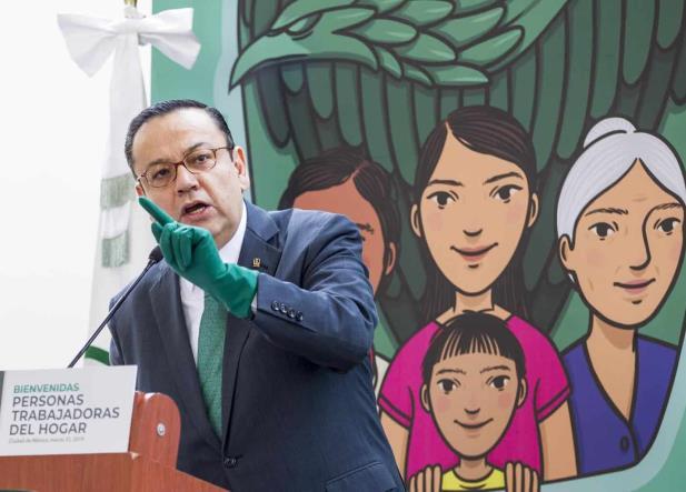Renuncia Germán Martínez al IMSS, la primera baja del gobierno de AMLO