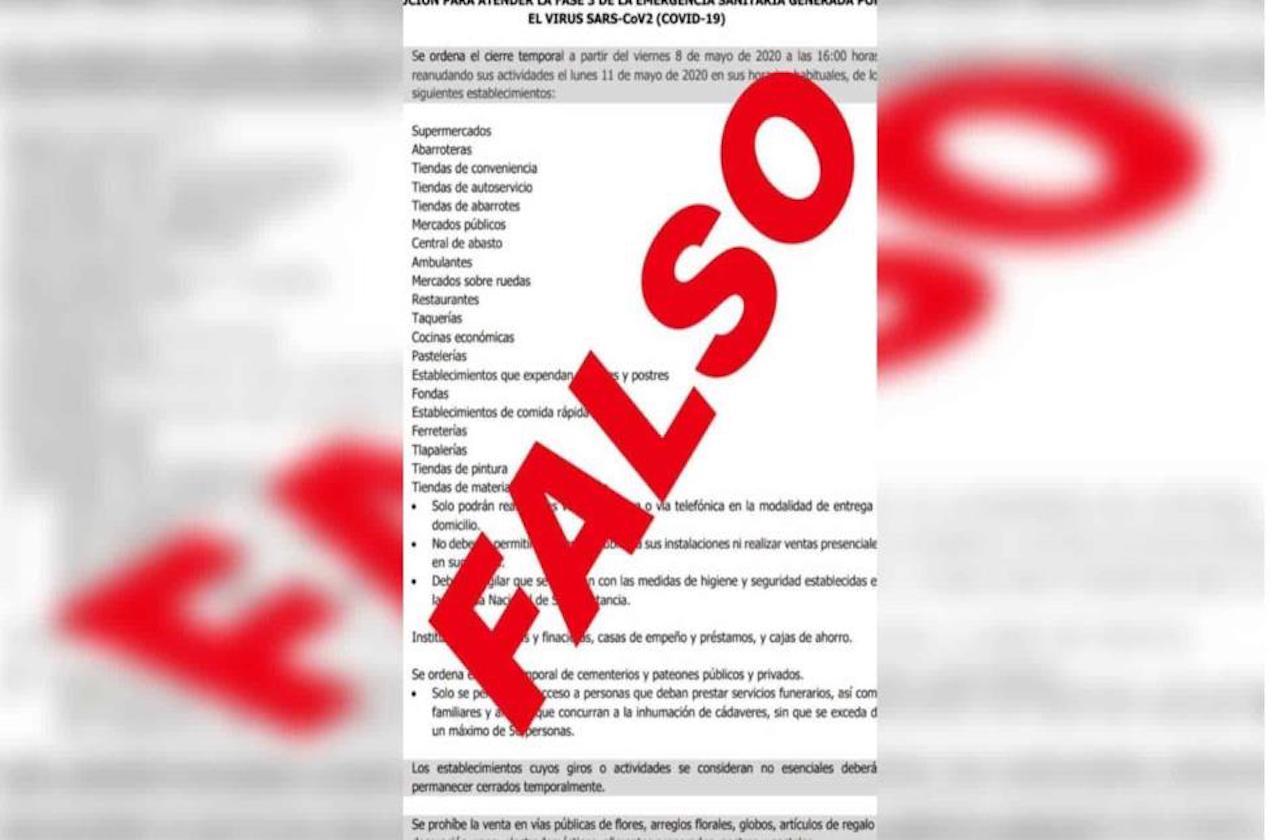 Ayuntamiento de Veracruz desmiente fake sobre medidas por covid