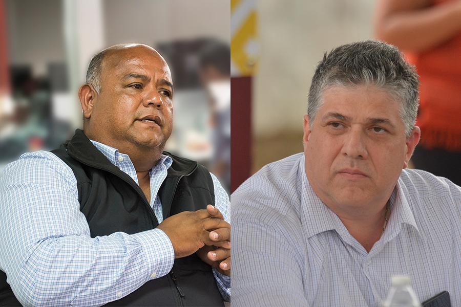 Secretarios de Seguridad y de Gobierno sin acreditaciones de control y confianza: Cuitláhuac