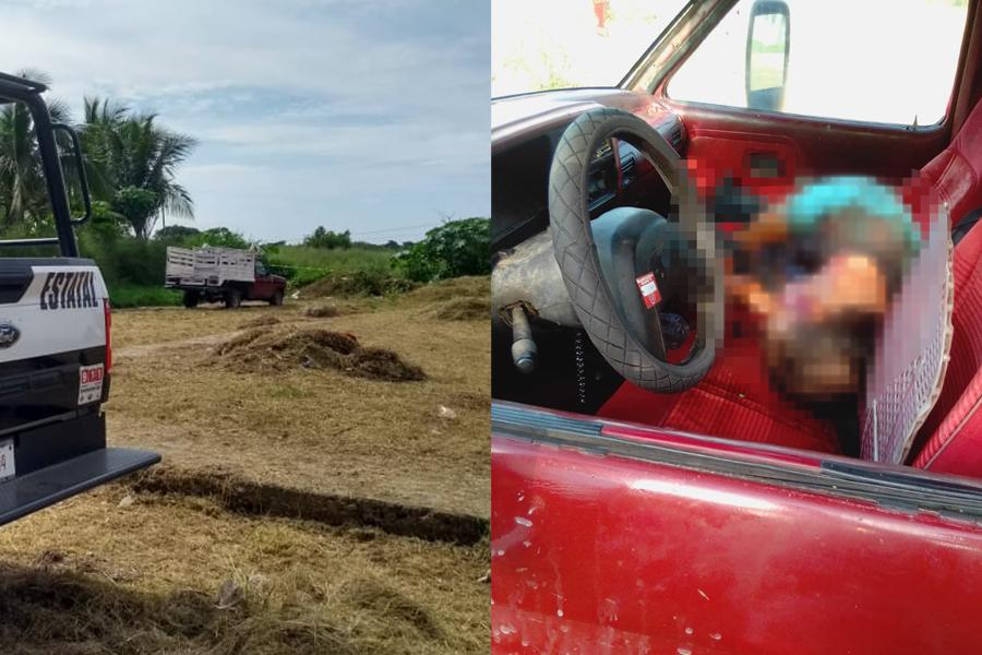 Abandonan cuerpo con tiro de gracia en colonia popular de Veracruz