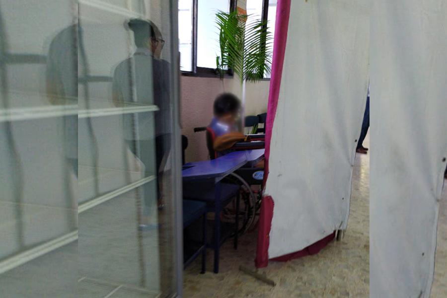 Fallece posible paciente de SIDA en la sala de hospital de Orizaba