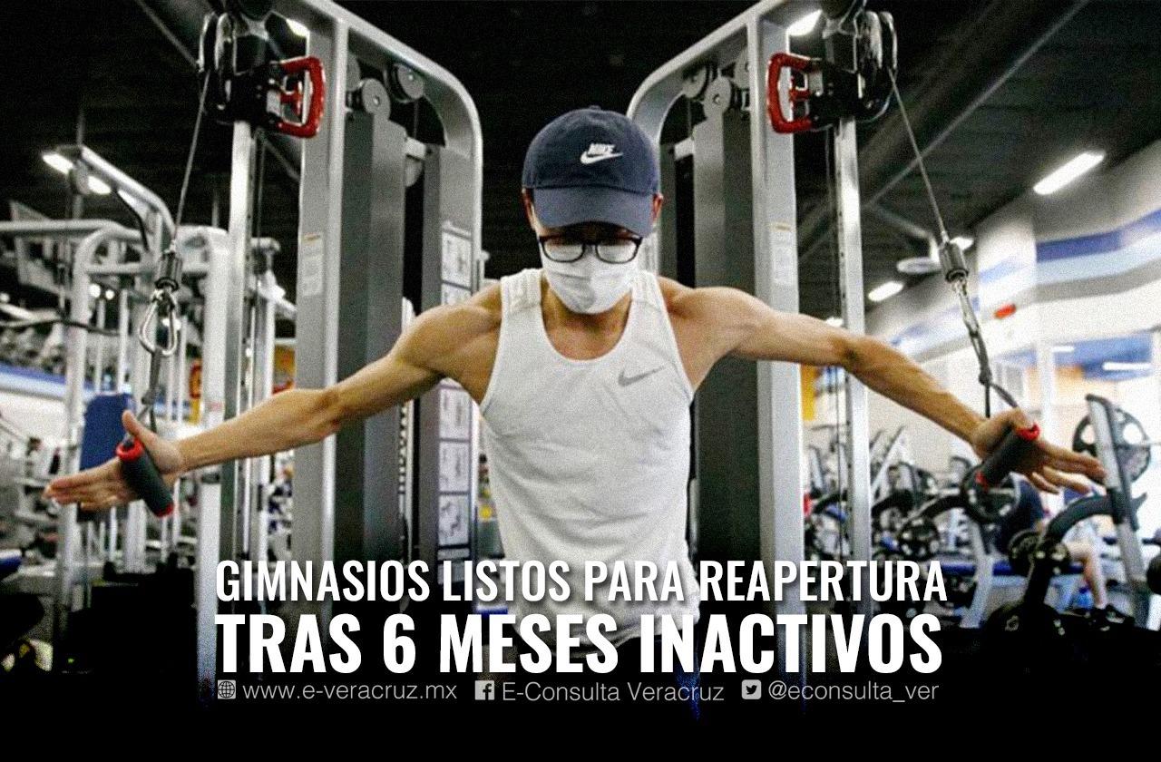 Gimnasios y academias de Xalapa se adaptan a la nueva normalidad