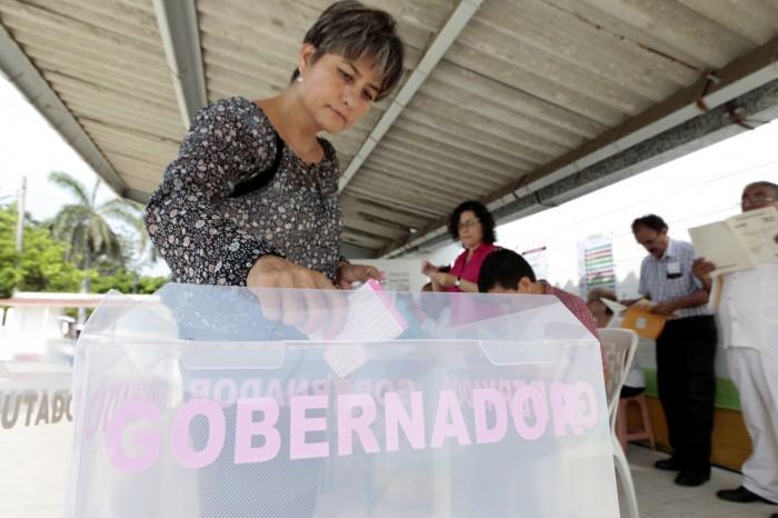 Elecciones Veracruz: partidos recibirán 488 mdp para elección 2018