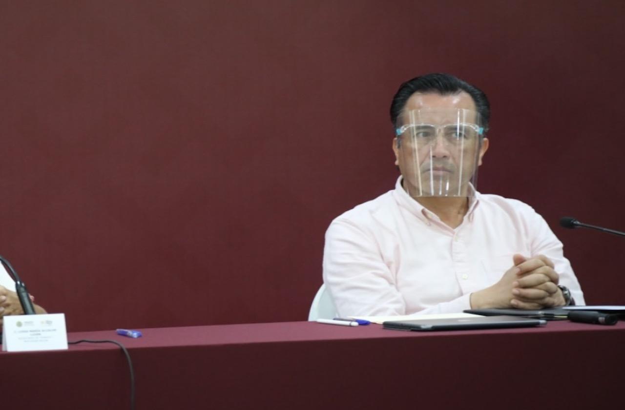 Gobernador pide no caer en demagogia con vacunas anticovid