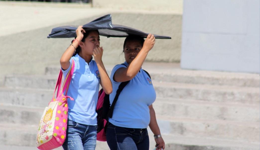 Emiten aviso por ola de calor en Veracruz