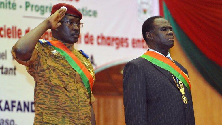 Militares dan golpe de Estado en Burkina Faso
