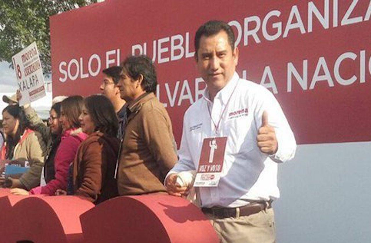 Gonzalo Vicencio truena contra Morena, acusa traición