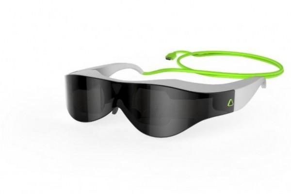 Los lentes inteligentes que controlas con tus manos