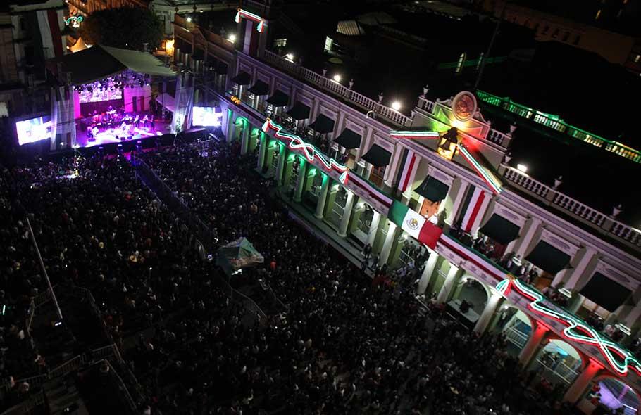 #FiestasPatrias | 5 puntos clave para disfrutar el Grito de Independencia en Xalapa