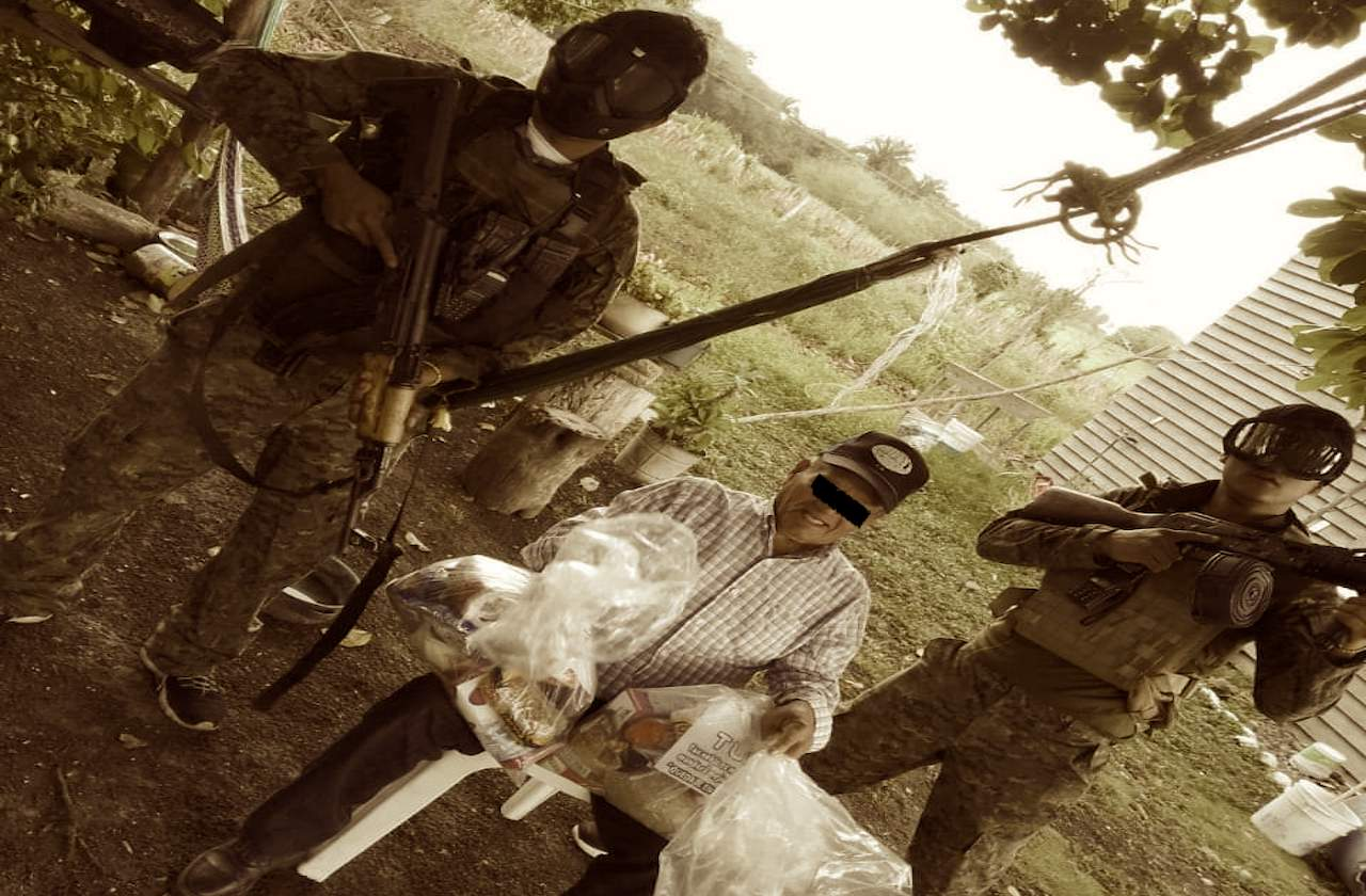 Grupo Sombra usa pandemia para limitar tránsito en Tuxpan