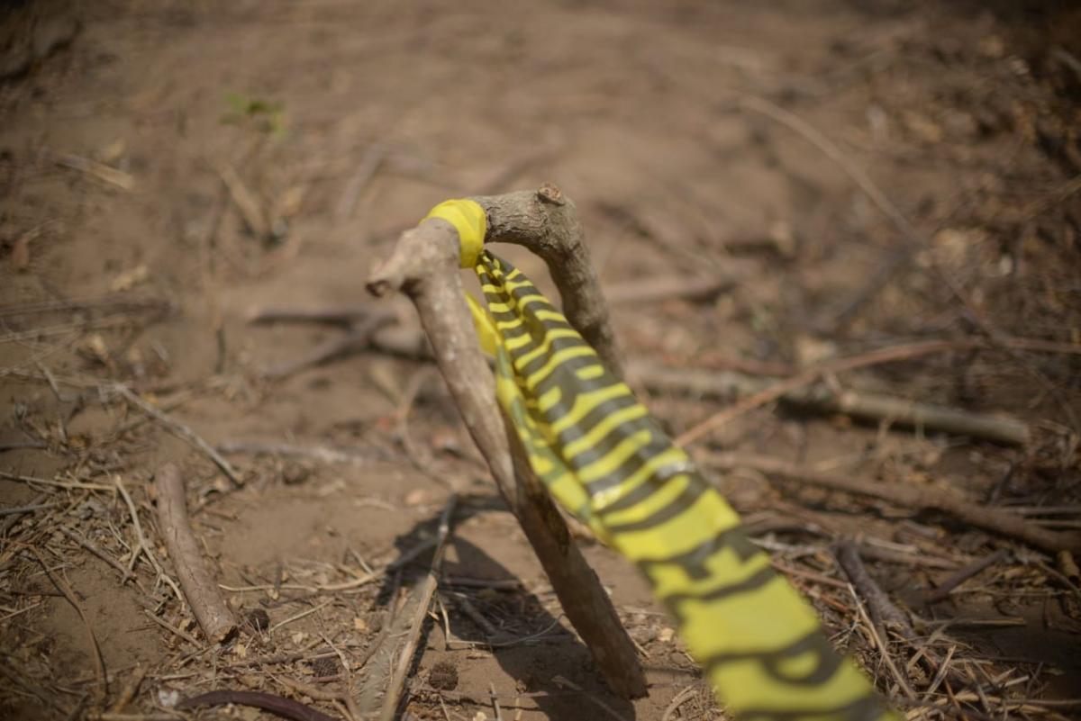 Indeterminado número de cuerpos hallados en La Guapota