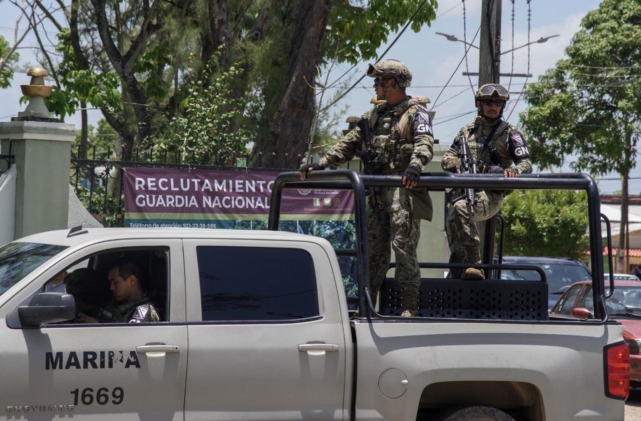 """Guardia Nacional inicia """"Operativo Diciembre"""" en el puerto"""
