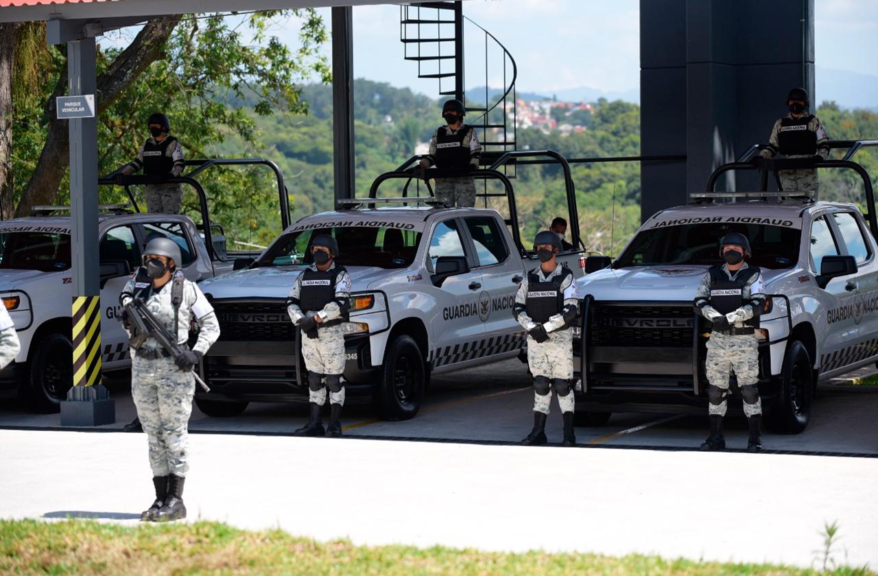 Guardia Nacional tendrá 11 cuarteles en Veracruz; faltan terminar 6