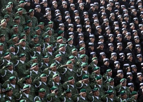 AMLO ordena despliegue de 43 mil elementos de la Guardia Nacional