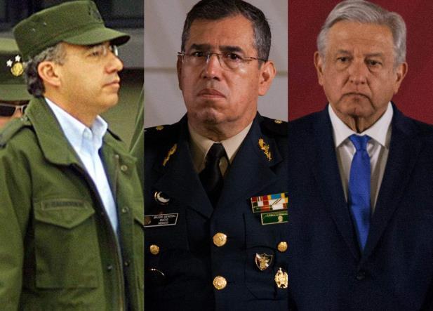 #GuardiaNacional: esto opina el comandante nombrado por AMLO sobre la guerra contra el narco