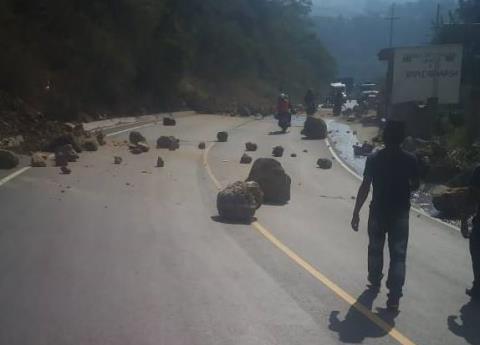 Daños menores en Guatemala  y El Salvador tras sismo en Chiapas