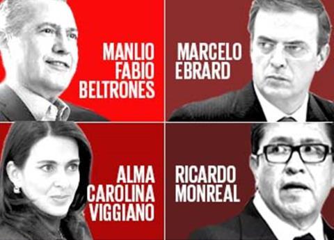 Elecciones: la batalla de coordinadores entre PRI y Morena