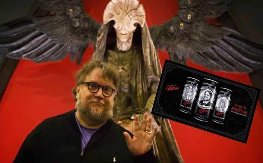 Cervecería usa imagen de Guillermo del Toro, este pide que donen ganancias