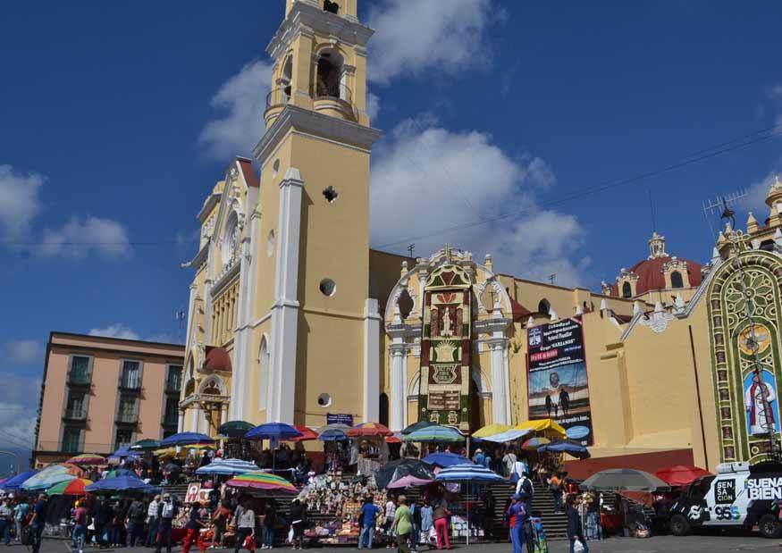 Tránsito y PC implementan operativos por fiesta patronal de San Rafael Guizar