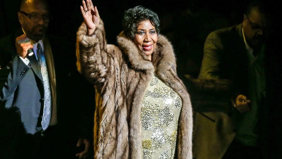 Adiós a la gran Aretha Franklin, muere a los 76 años
