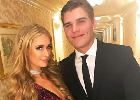 Paris Hilton anuncia su compromiso con Chris Zylka