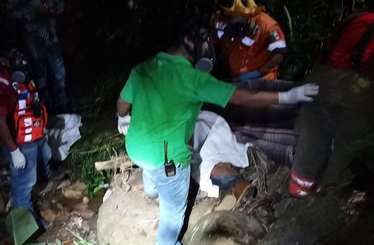 Hallan cadáver de joven desaparecido, en Atzacan
