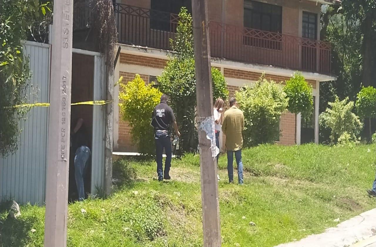 Hallan cuerpos en fosa clandestina de Mariano Escobedo