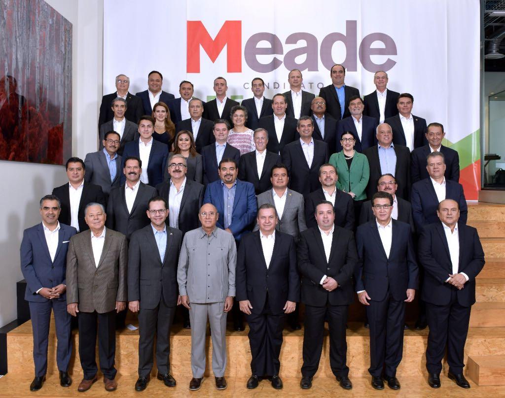 Héctor Yunes es nombrado coordinador de campaña de Meade en Veracruz