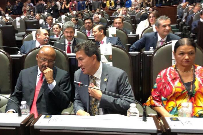 Confirmado: Héctor Yunes pide licencia como diputado federal del PRI