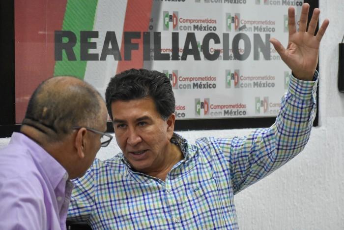 Voto de castigo para Yunes será superior al de Duarte: Héctor Yunes