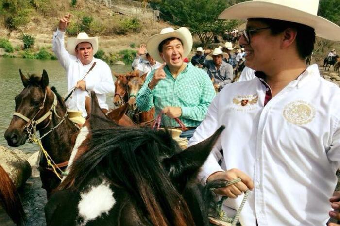 Yunes Landa quiere reunión con AMLO y Cuitláhuac García