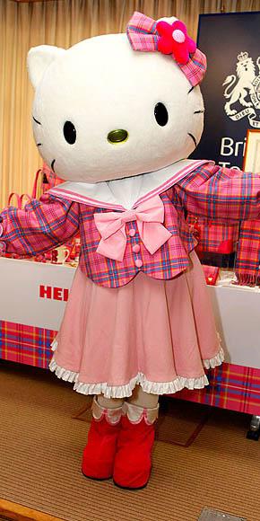 Hello Kitty llegará a la pantalla grande