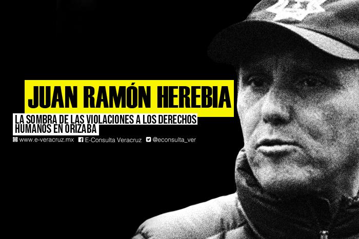 Los fantasmas de Ramón Herebia, jefe policiaco de Orizaba