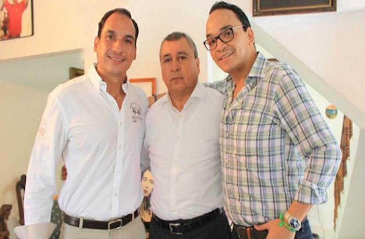 Hermanos García Escalante dan positivo a covid