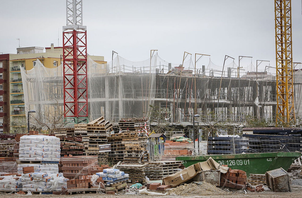 Covid desploma valor de la construcción en Veracruz