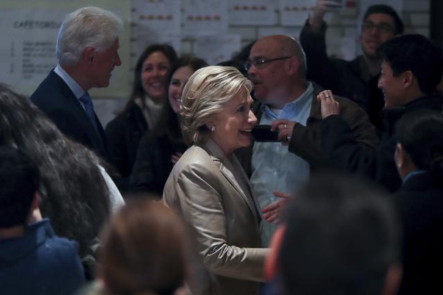 Dixville Notch, el primer triunfo de Hillary Clinton