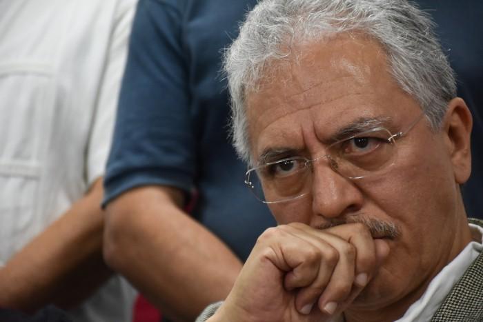 Hipólito Rodríguez contra propuesta de prorrogar concesión del relleno sanitario