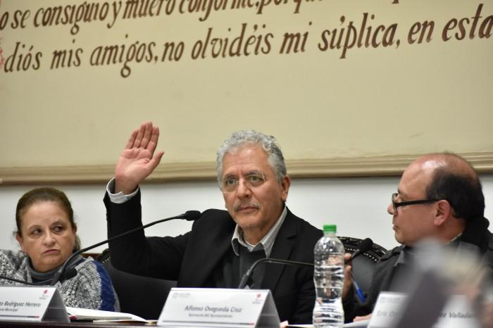 En nueve meses policía municipal para Xalapa: Hipólito