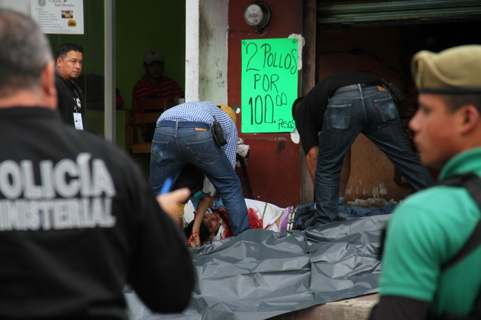 Guerrero encabeza lista de estados con más homicidios en México