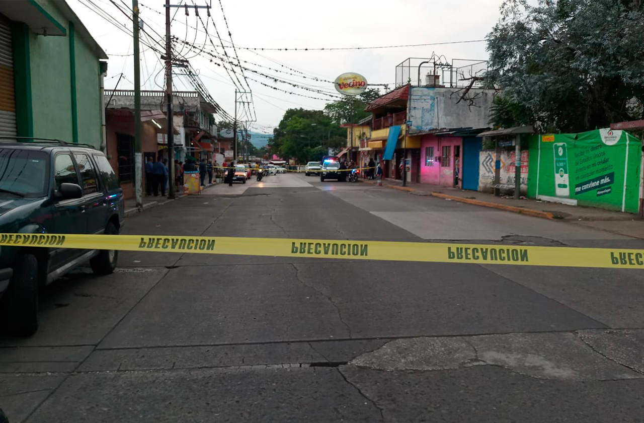 Hombre fallece tras ser baleado en Córdoba