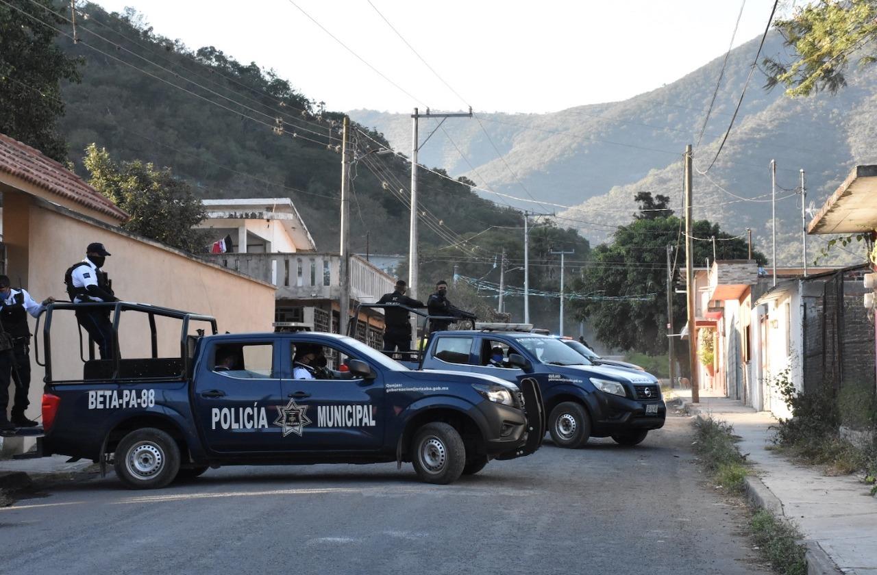Disparan contra Fuerza Civil en Nogales; 2 detenidos